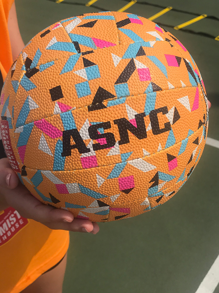 Anne Sargeant Netball Clinic